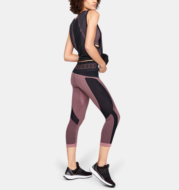 Womens UA Vanish Seamless Ankle Crop