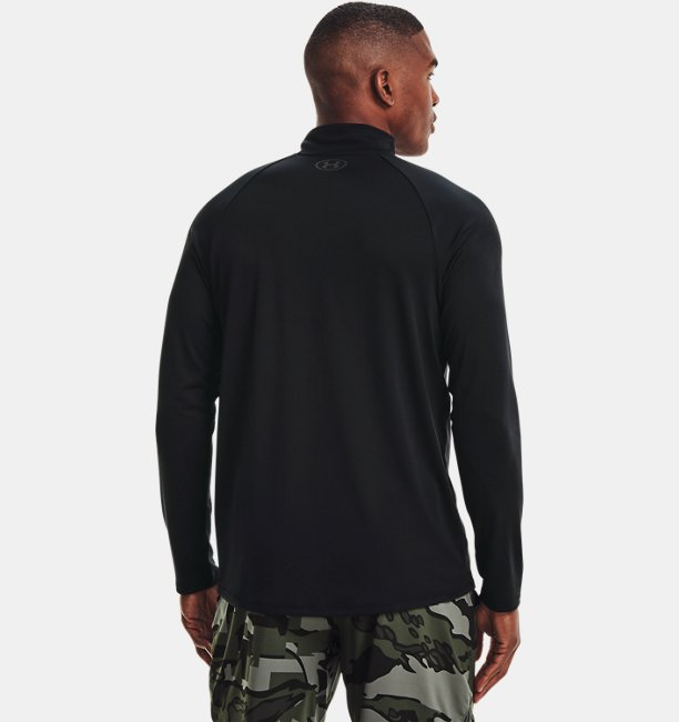 Mens UA Tech™ ½ Zip Long Sleeve
