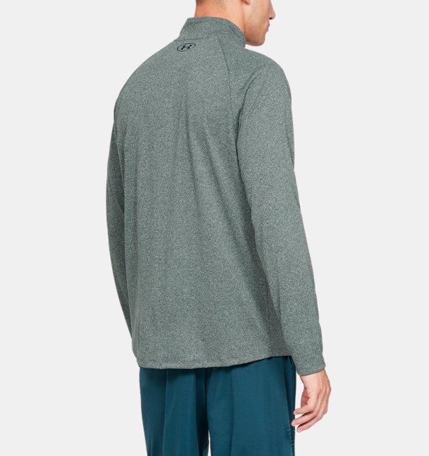 Mens UA Tech™ ½ Zip Long Sleeve