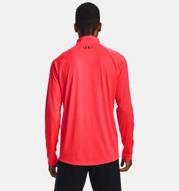 Mens UA Tech™ 2.0 ½ Zip Long Sleeve