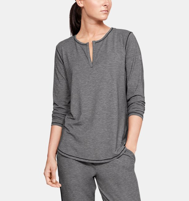 Maglia Athlete Recovery Sleepwear™ Long Sleeve da donna