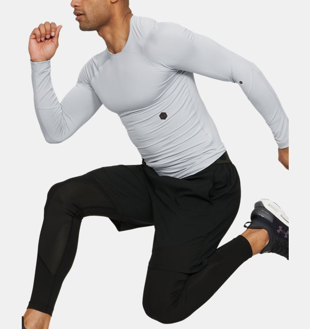 Mens UA RUSH™ Compression Long Sleeve