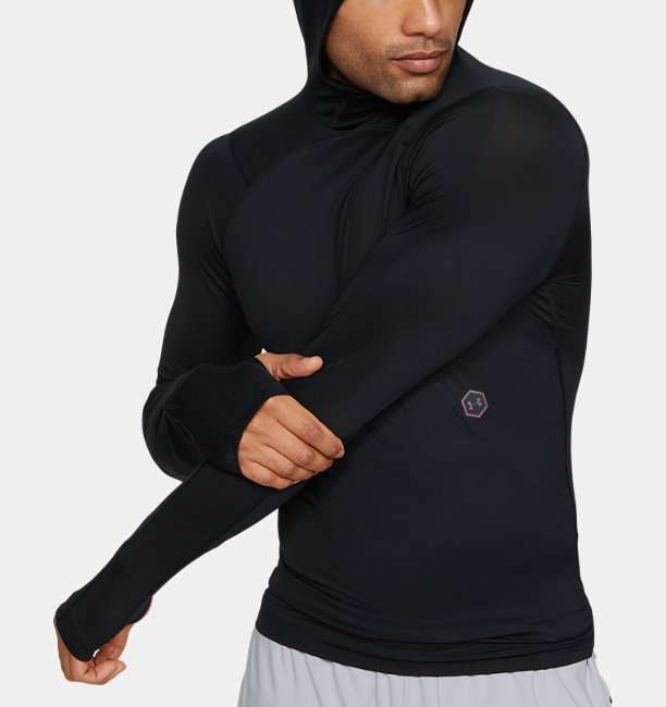 Men's UA RUSH™ Compression Scuba Hoodie