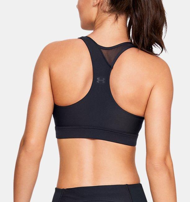 Womens UA Vanish Asymmetrical Low Sports Bra