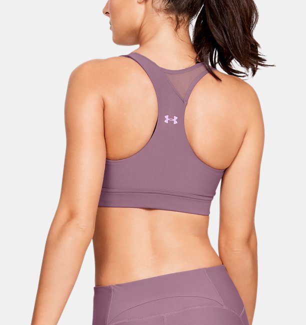Womens UA Vanish Asymmetrical Low Sports Bra