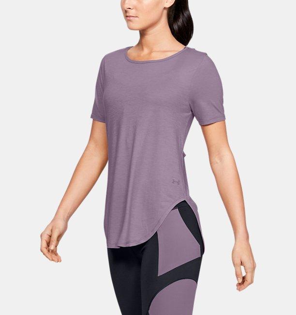 Damen Shirt UA Perpetual, kurzärmlig