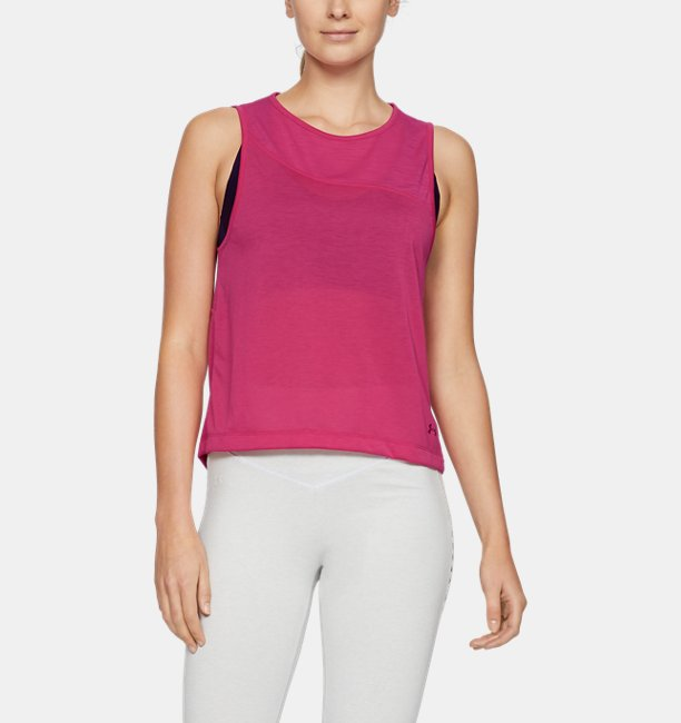 Women's UA Whisperlight Asymmetrical Tank