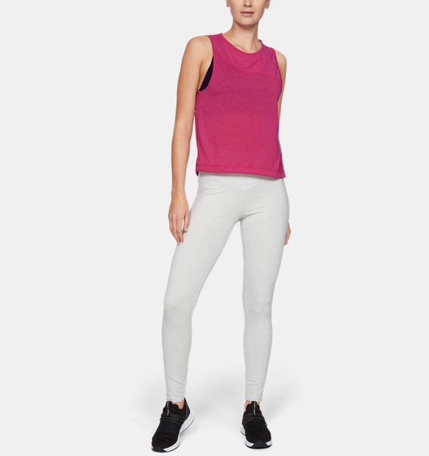 Womens UA Whisperlight Asymmetrical Tank