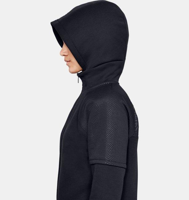 Womens UA Move Light Full Zip Hoodie