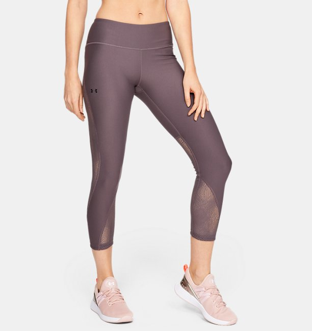 Women's UA Vanish Crop Ascend Mesh
