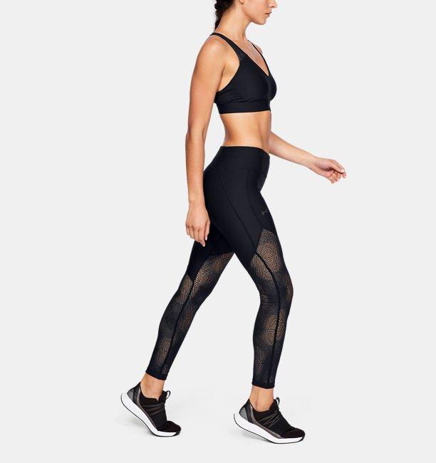 Womens UA Vanish Leggings Ascend Mesh