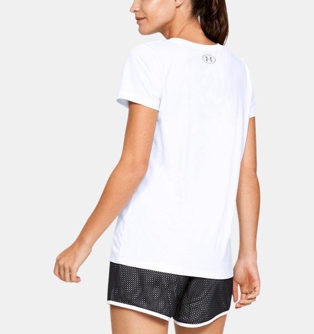 Womens UA Tech™ Short Sleeve Graphic