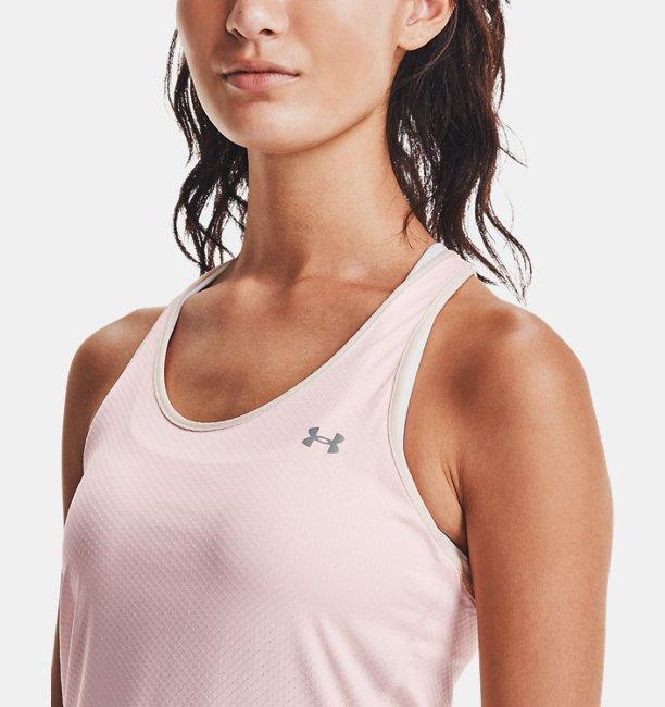 Damen HeatGear® Armour Racer Tanktop