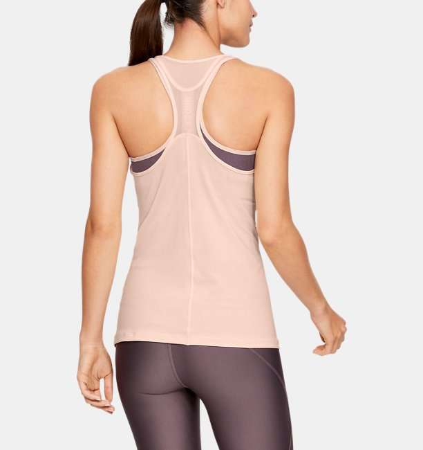 Womens HeatGear® Armour Racer Tank