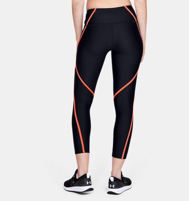 Womens HeatGear® Armour Edgelit Ankle Crop