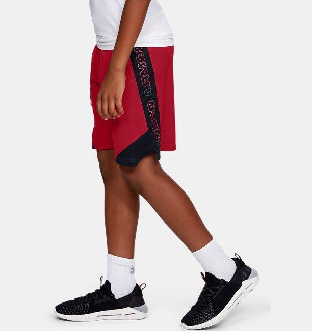 Boys UA Stunt 2.0 Shorts