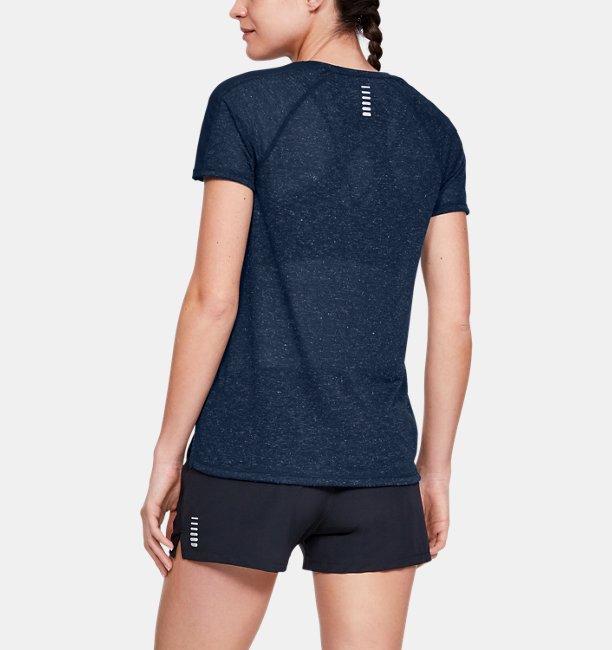 Womens UA Breeze GORE-TEX INFINIUM™ Short Sleeve