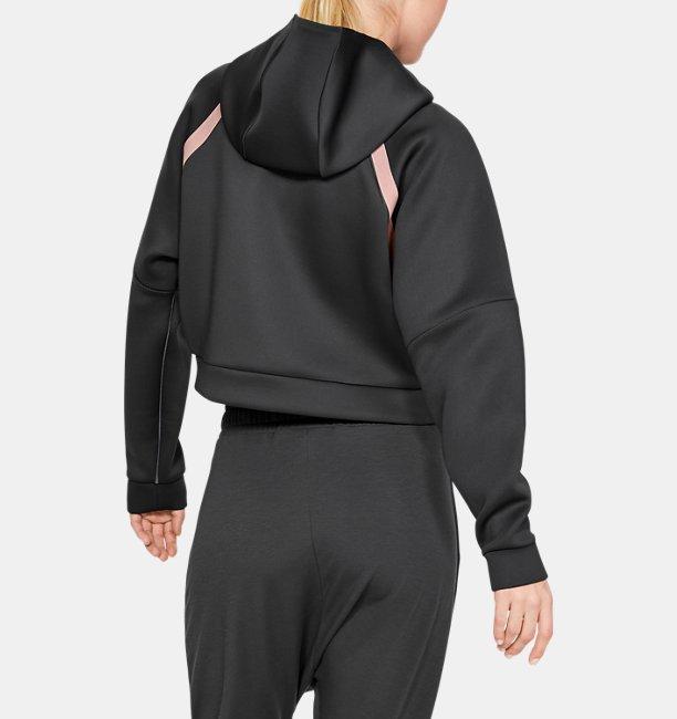 Womens UA Misty Spacer Full Zip