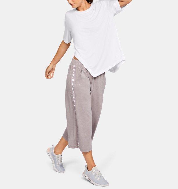 Womens UA Do Work Asymmetrical Short Sleeve