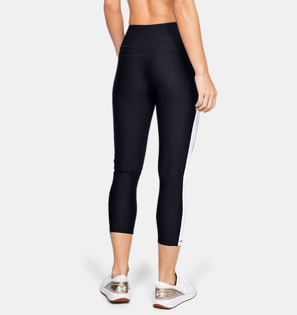 Womens HeatGear® Armour Ankle Crop Branded