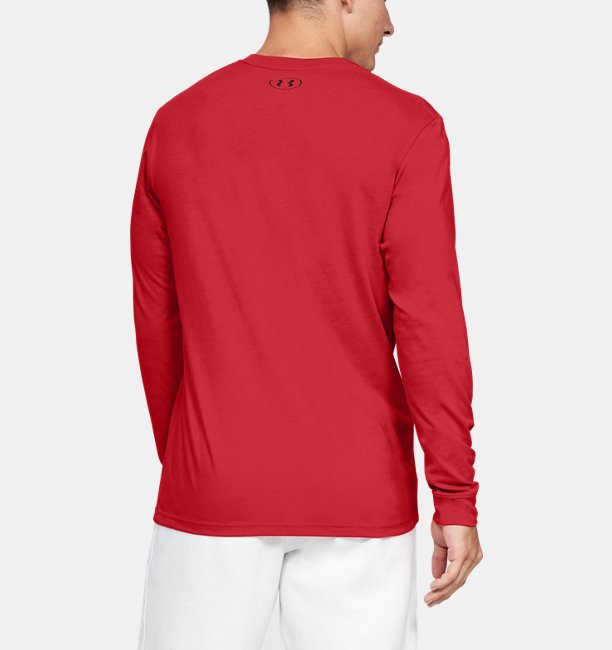 Mens UA Sportstyle Logo Long Sleeve