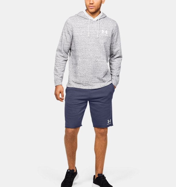Herren UA Sportstyle Shorts aus French-Terry-Stoff