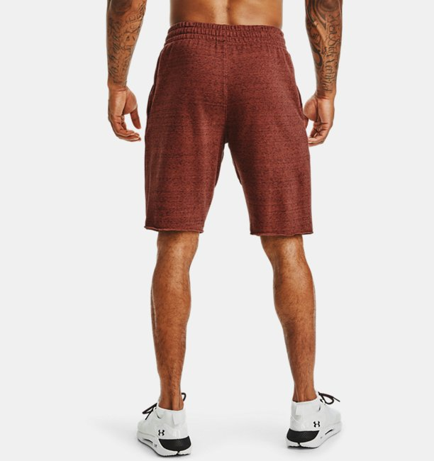 Mens UA Sportstyle Terry Shorts