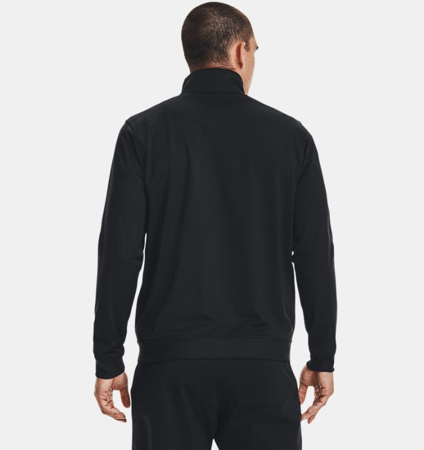 Mens UA Sportstyle Tricot Jacket