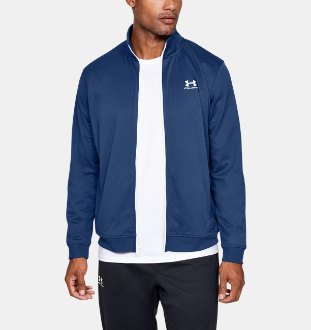 Men's UA Sportstyle Tricot Jacket