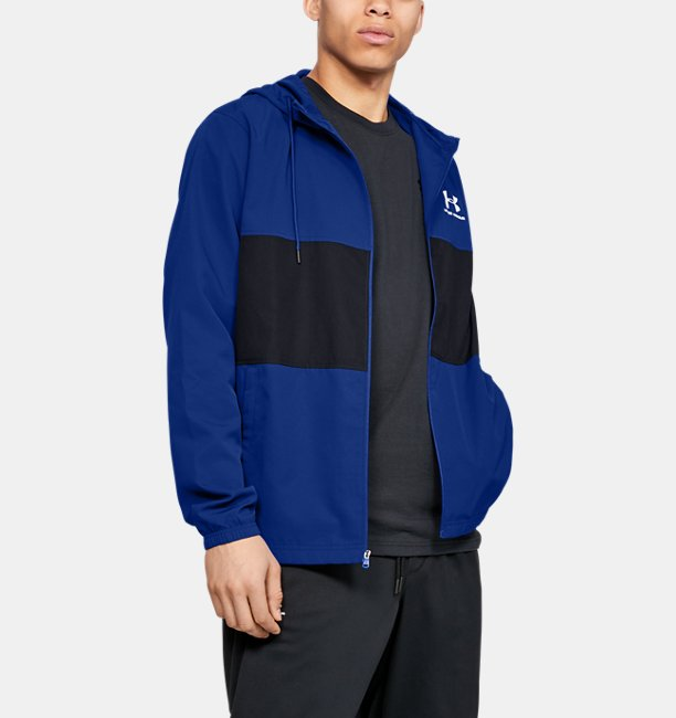 Men's UA Sportstyle Wind Jacket