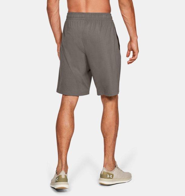 Mens UA Sportstyle Cotton Shorts