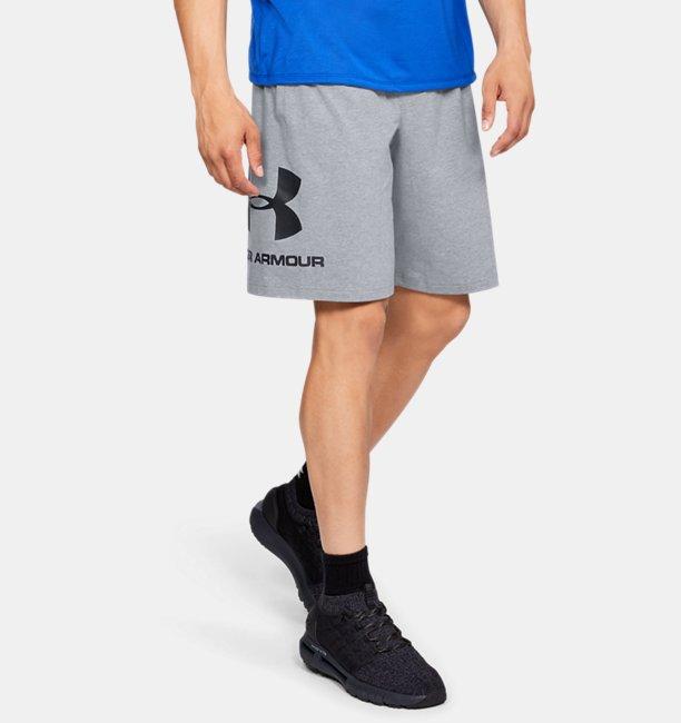 Shorts UA Sportstyle Cotton Graphic Masculino