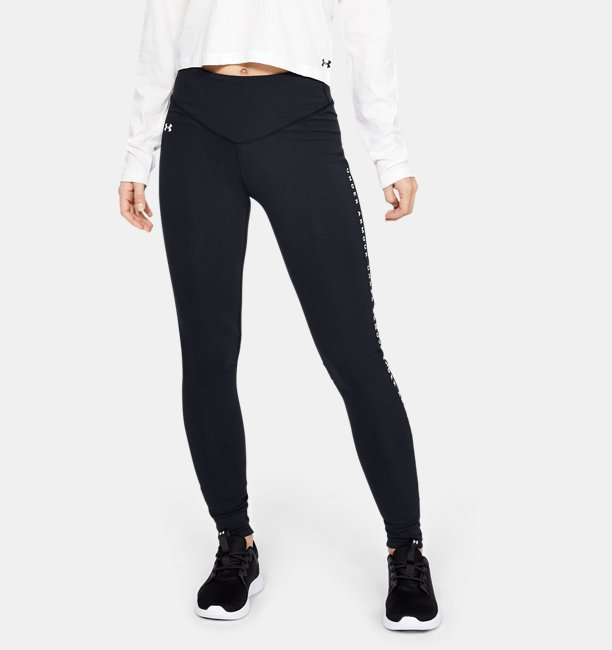 Damen UA Taped Favorite Leggings