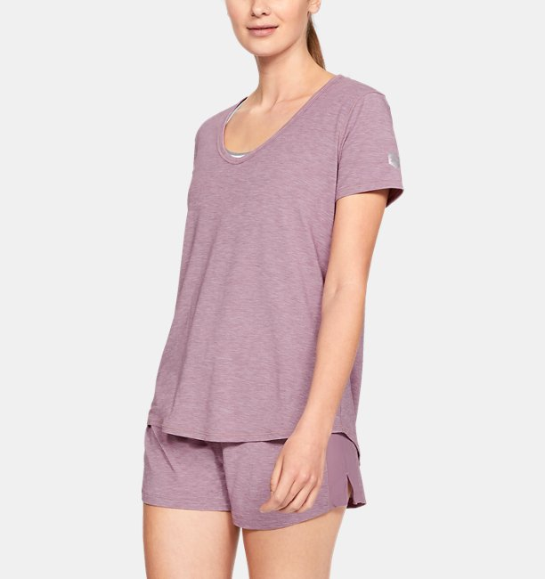 Womens UA Recover Sleepwear Short Sleeve