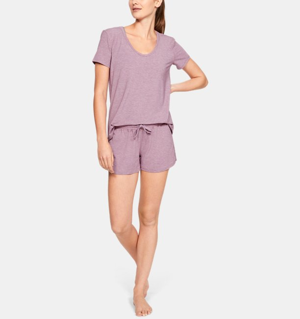 Womens UA Recover Sleepwear Shorts