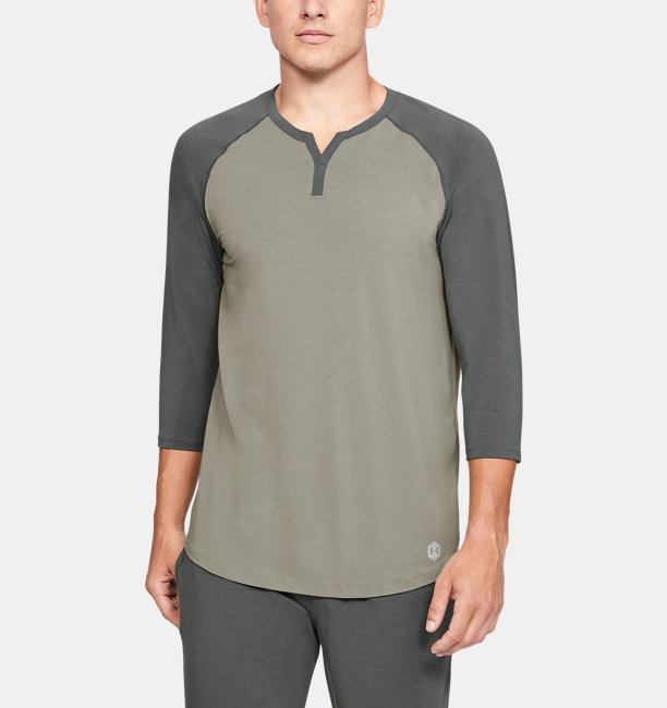 Playera Henley UA Recover Sleepwear™ para Hombre
