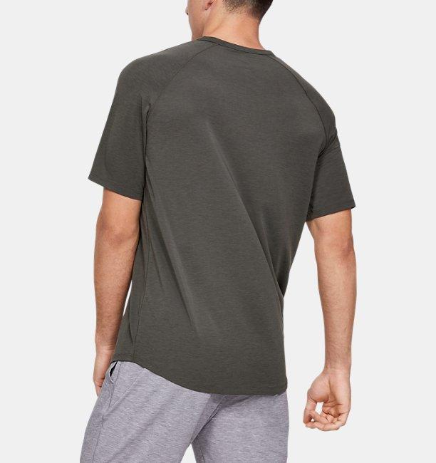 Mens UA Recover Sleepwear Short Sleeve Crew