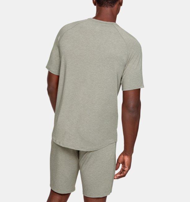Playera Manga Corta UA Recover Sleepwear para Hombre