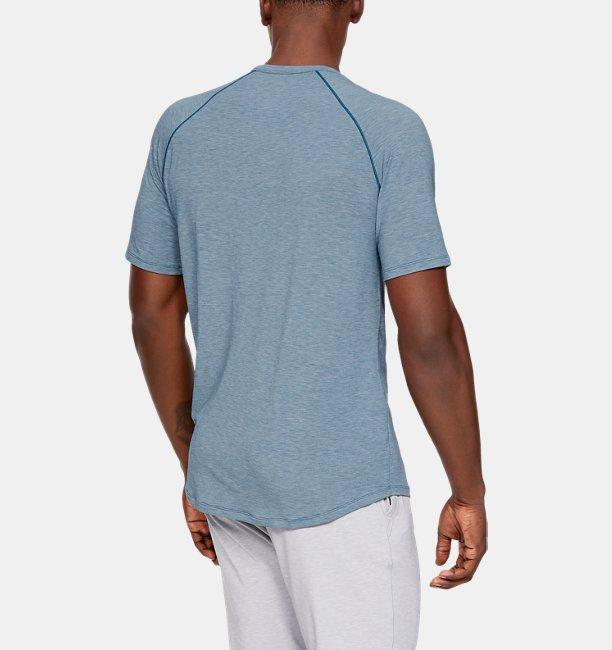 UAリカバー ショートスリーブクルー(スリープウェア/Tシャツ/MEN)