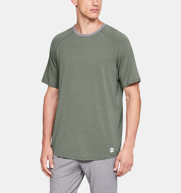 Men's Athlete Recovery Sleepwear Short Sleeve Crew
