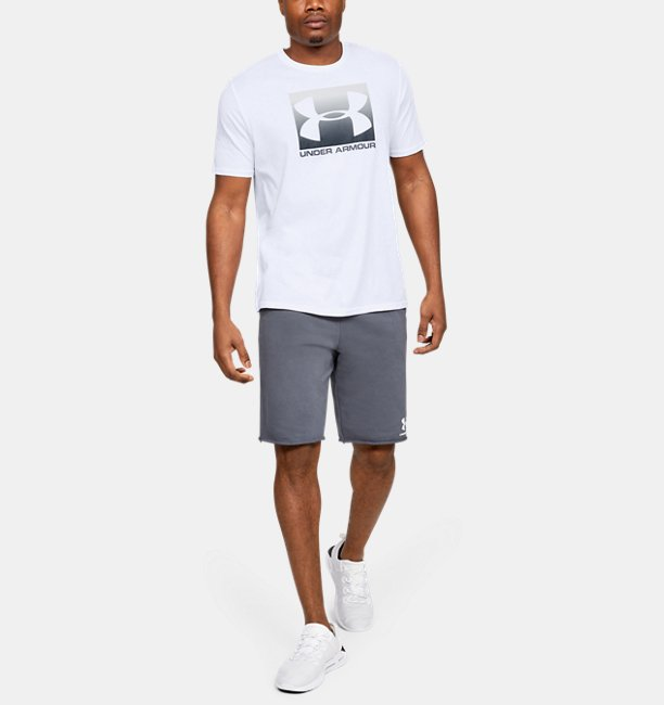 T-shirt a manica corta UA Boxed Sportstyle da uomo