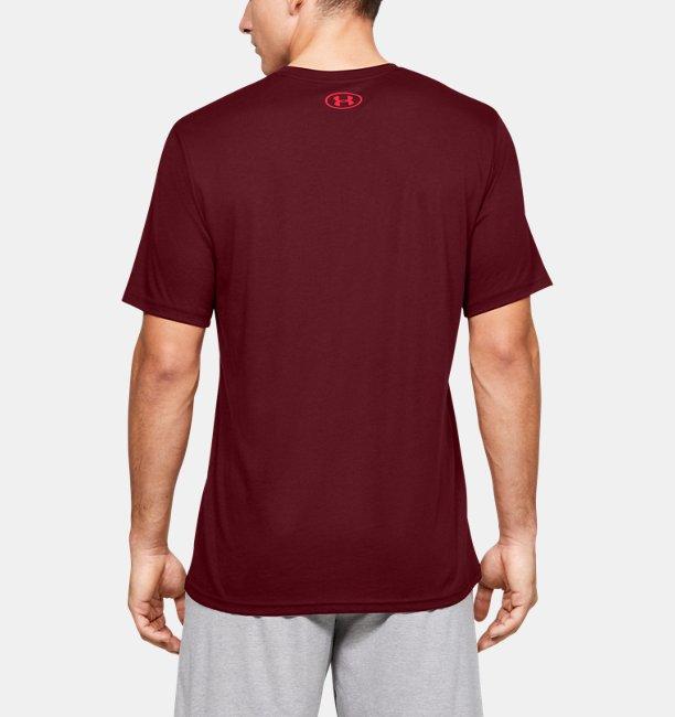 Mens UA Big Logo Short Sleeve T-Shirt