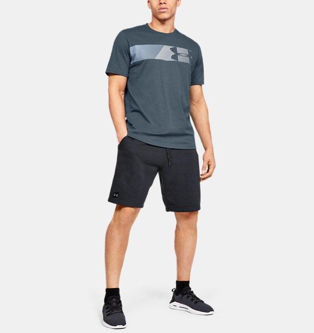 UAショートスリーブ<FAST LEFT CHEST 2.0>(トレーニング/Tシャツ/MEN)
