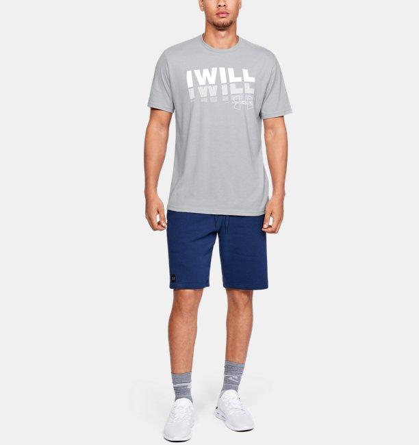 Camiseta UA I WILL 2.0 Masculina