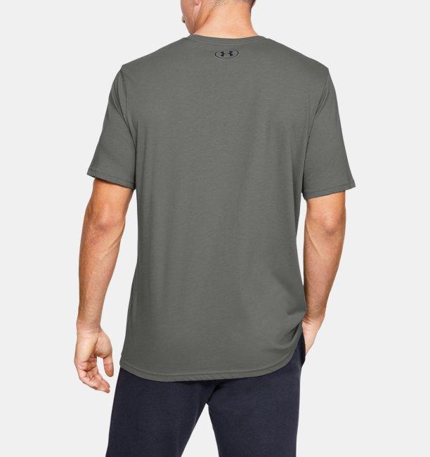 Camiseta de manga corta UA Sportstyle Logo para hombre