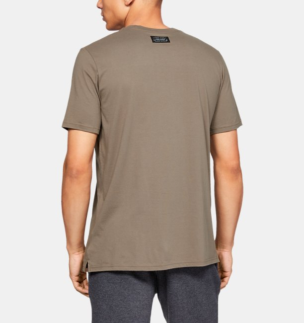 UAショートスリーブ 〈TRAINING DIVISION〉(トレーニング/Tシャツ/MEN)