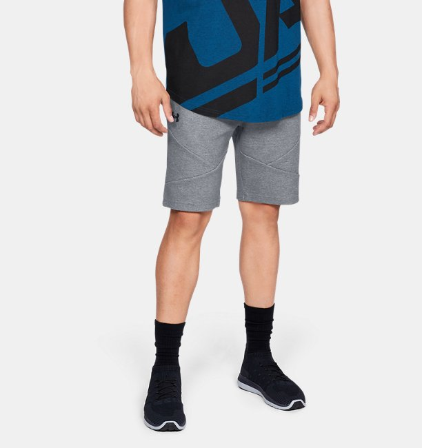 Men's UA Unstoppable Double Knit Shorts