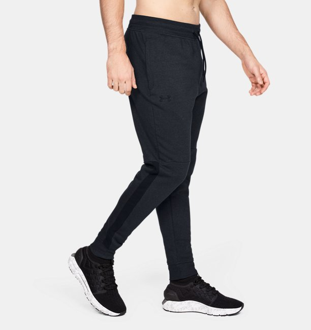 Mens UA Microthread Fleece Joggers