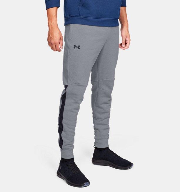 Pantalones de Entrenamiento UA Microthread Fleece para Hombre