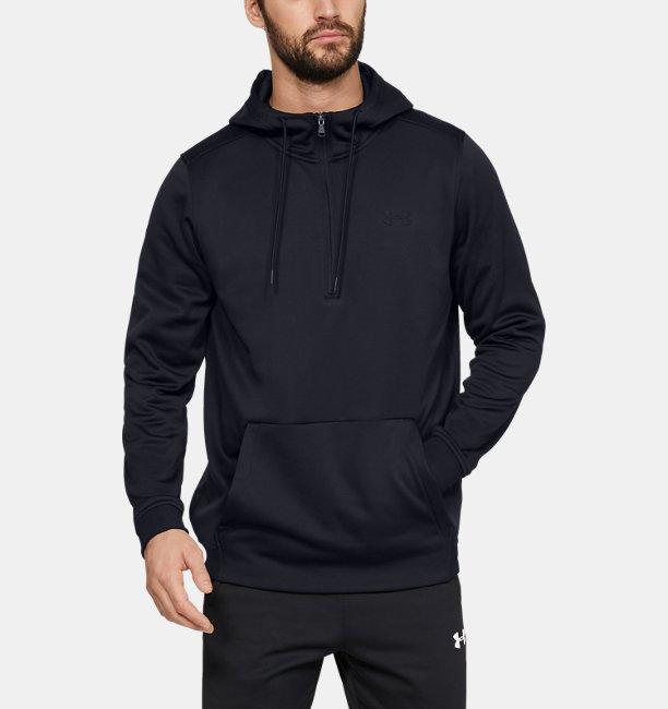 Mens Armour Fleece® ½-Zip Hoodie